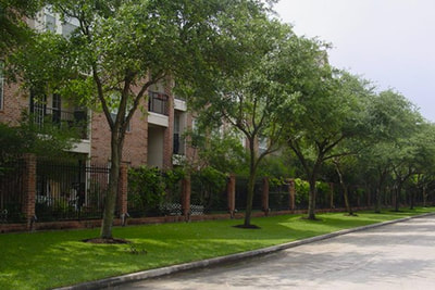 Apartment complex lawn care service Southlake, TX